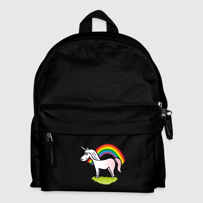 Rainbow & Unicorn  Bags & Backpacks - Kids' Backpack
