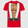 hot santa claus - Men's T-Shirt