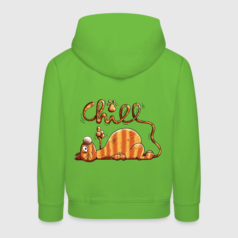 Chill Chat Sweats - Pull à capuche Premium Enfant