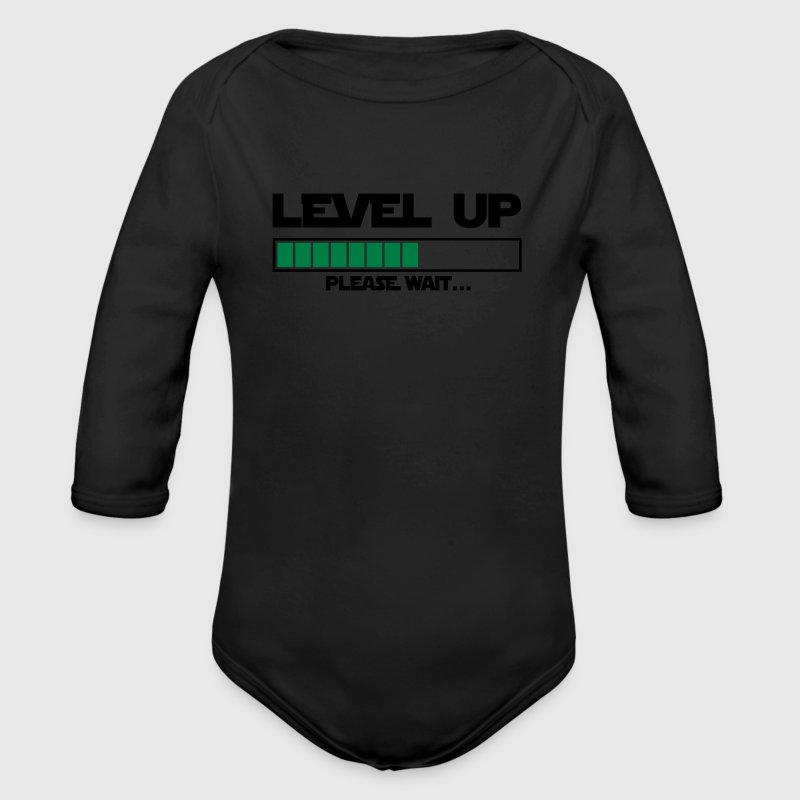 level up please wait Bodys Bébés - Body bébé bio manches longues