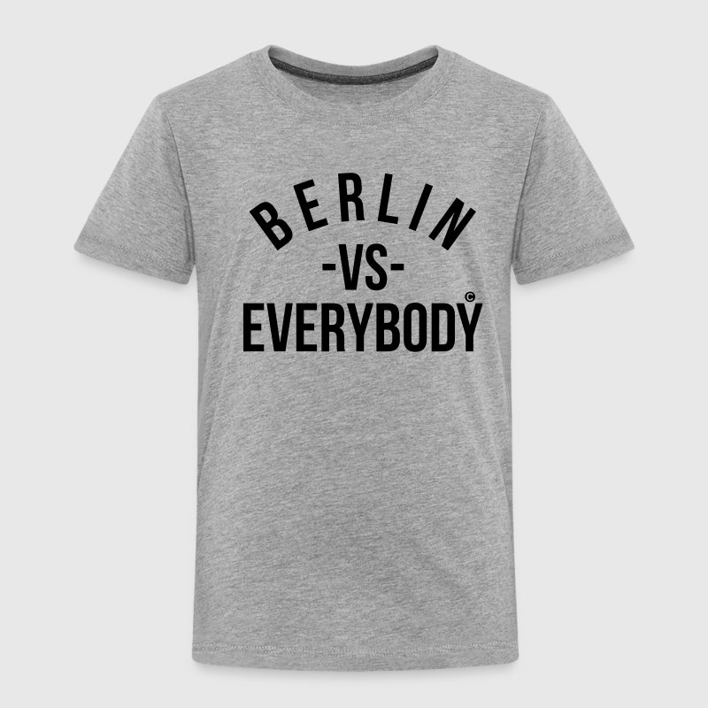 BERLIN VS EVERYBODY T-Shirts - Kinder Premium T-Shirt