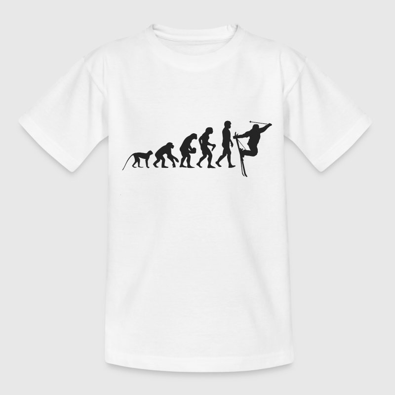 Ski Evolution Tee shirts - T-shirt Enfant