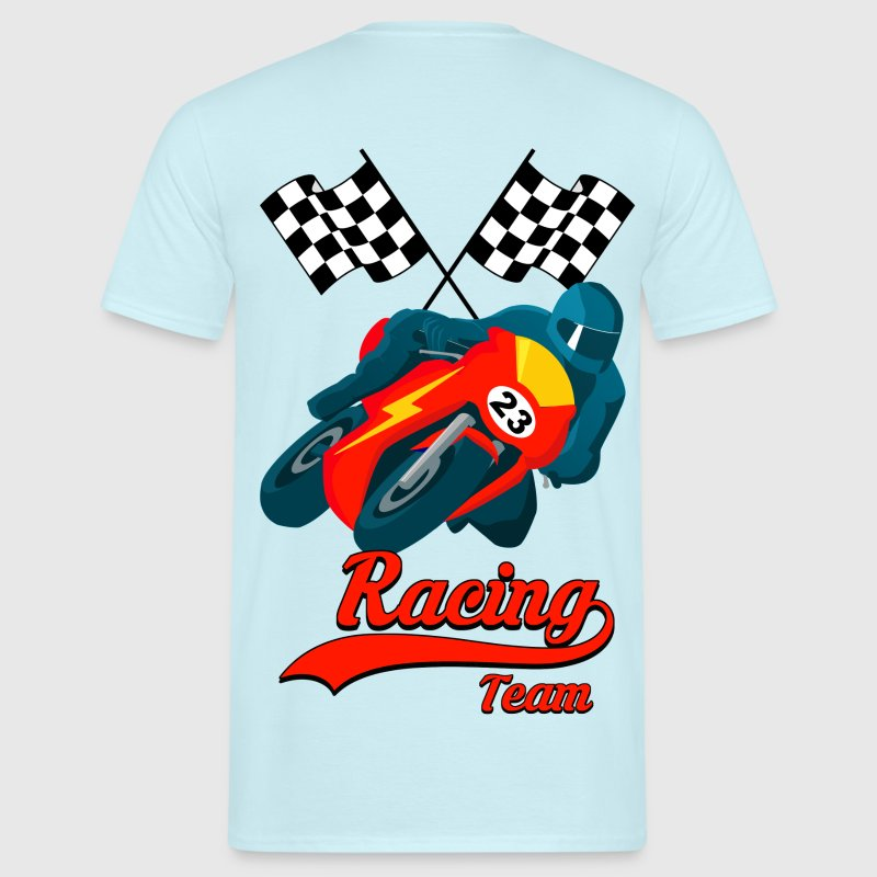 racing team 12 Tee shirts - T-shirt Homme