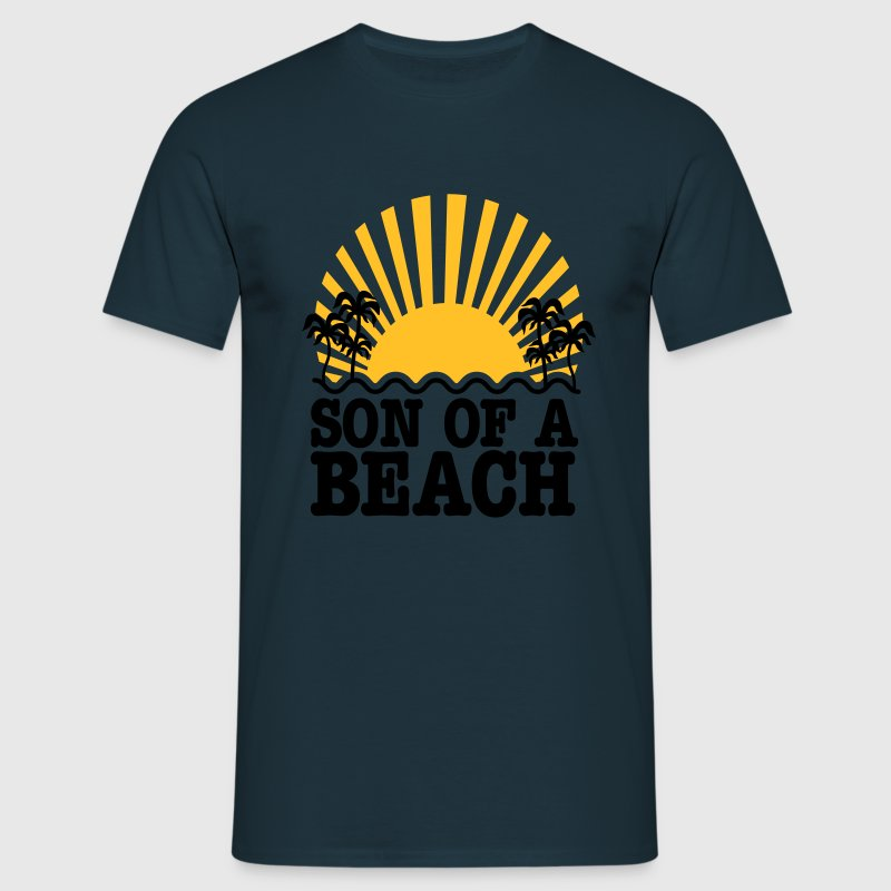 son of a beach T-Shirts - Men's T-Shirt