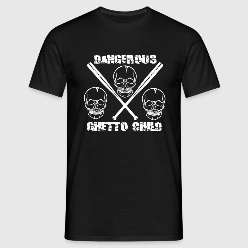 ghetto child - Männer T-Shirt