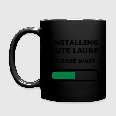 suchbegriff 39 gute laune 39 tassen zubeh r online bestellen spreadshirt. Black Bedroom Furniture Sets. Home Design Ideas