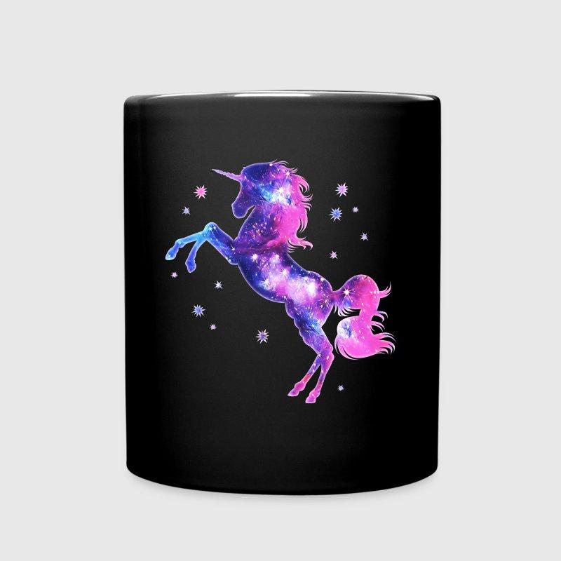 Tasse magique licorne unicorn magie space galaxy - Code promo berceau magique frais port ...