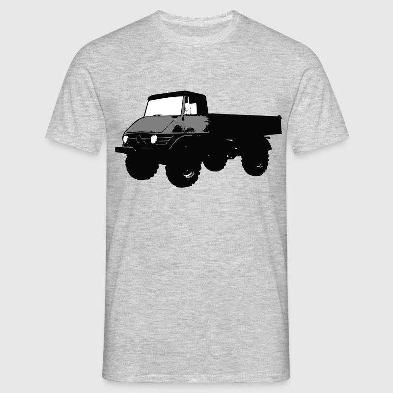 unimog t shirt spreadshirt. Black Bedroom Furniture Sets. Home Design Ideas