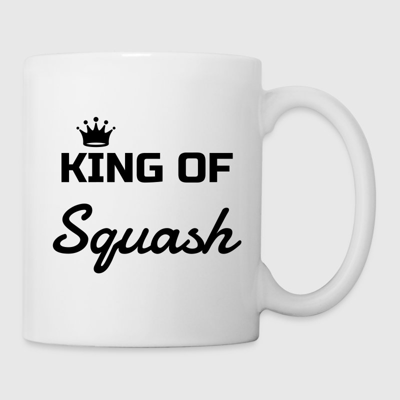 Squash Sport Game Match Champion Victory Mugs & Drinkware - Mug