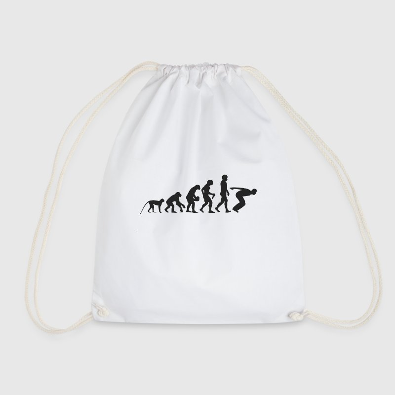 Evolution Jump Bags & Backpacks - Drawstring Bag