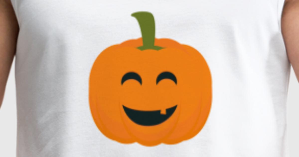 D bardeur citrouille d halloween dr le spreadshirt - Image halloween drole ...