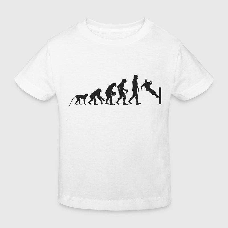 Evolution Parcour T-Shirts - Kinder Bio-T-Shirt