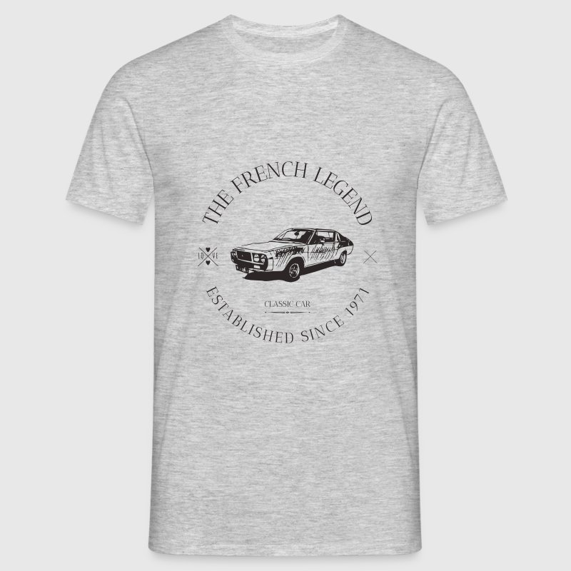 RENAULT 15 FRENCH CAR Tee shirts - T-shirt Homme