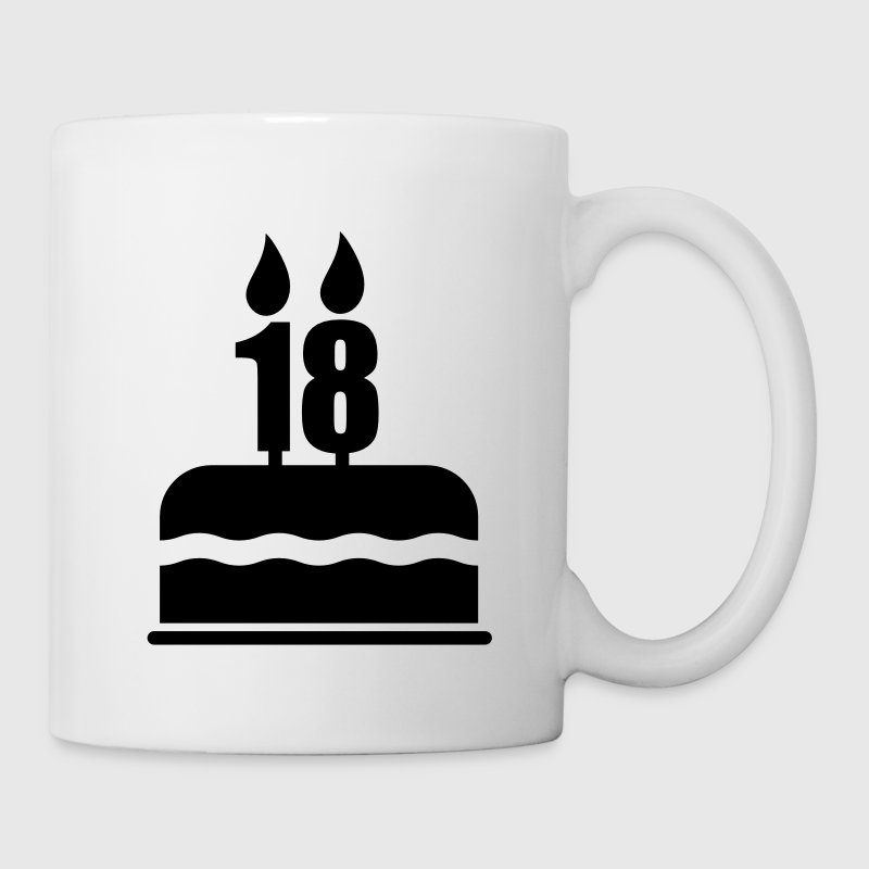 tasse 18 ans anniversaire spreadshirt. Black Bedroom Furniture Sets. Home Design Ideas