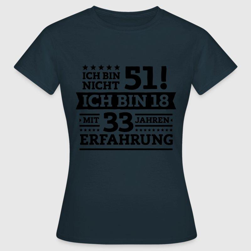 zum 51 geburtstag t shirt spreadshirt. Black Bedroom Furniture Sets. Home Design Ideas