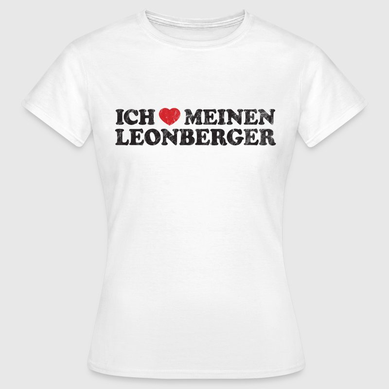 Mein Leonberger T-Shirts - Frauen T-Shirt