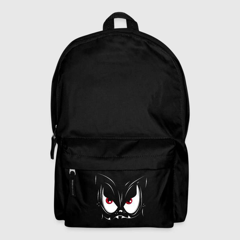 Monster face Bags & Backpacks - Backpack
