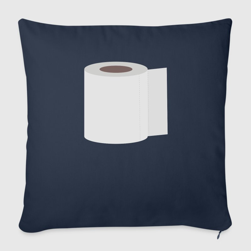 Roll toilet paper Other - Sofa pillow cover 44 x 44 cm