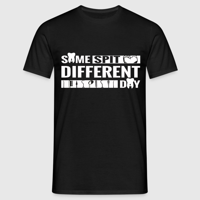 Same Spit, Different Day - Men's T-Shirt