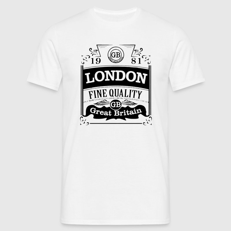 london GB T-Shirts - Men's T-Shirt