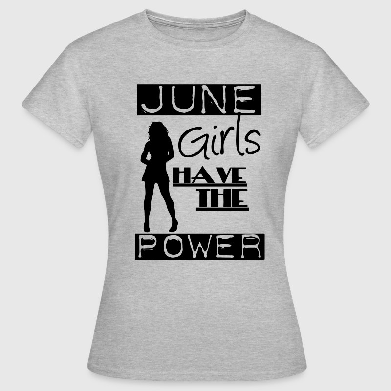June Girls - Frauen T-Shirt