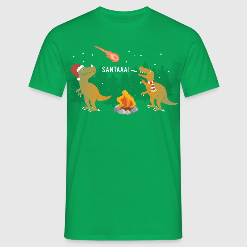 Merry Extinction T-Shirts - Men's T-Shirt