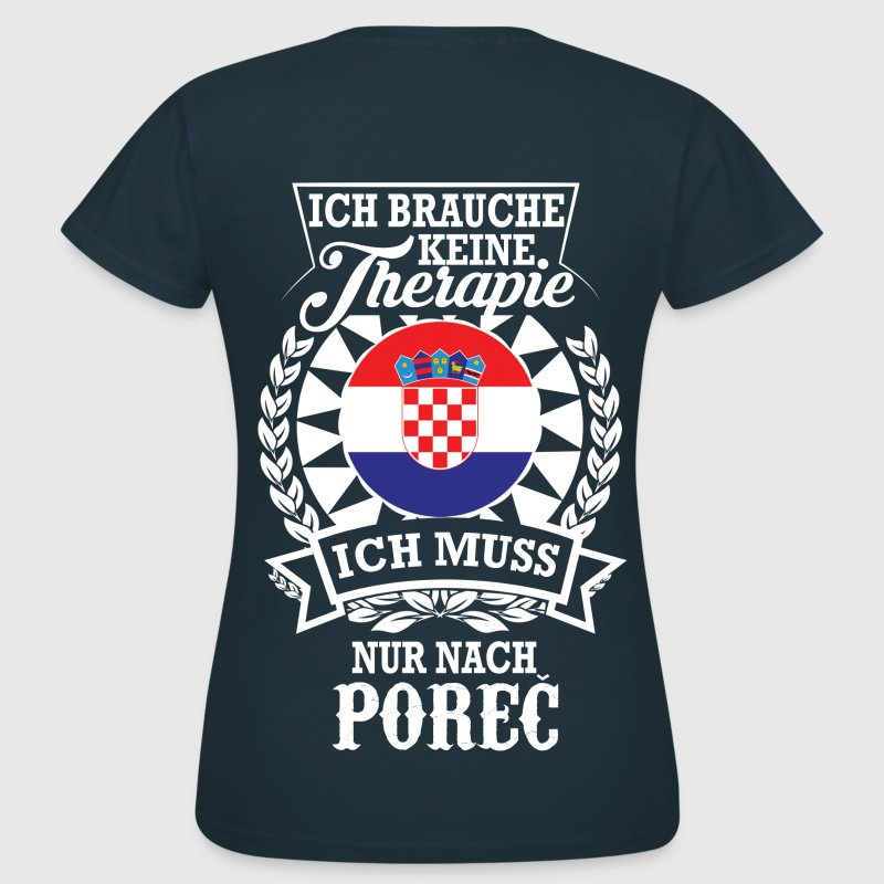 POREC T-Shirts - Frauen T-Shirt