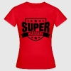 Super Hausdame T-Shirts - Frauen T-Shirt