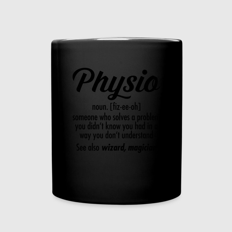Physio Definition Mugs & Drinkware - Full Colour Mug