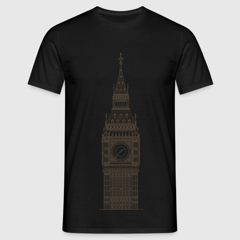 Big Ben London Monument - T-shirt Homme