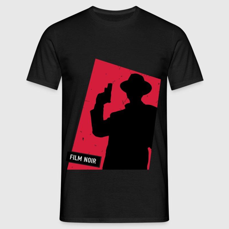 film noir t shirt spreadshirt
