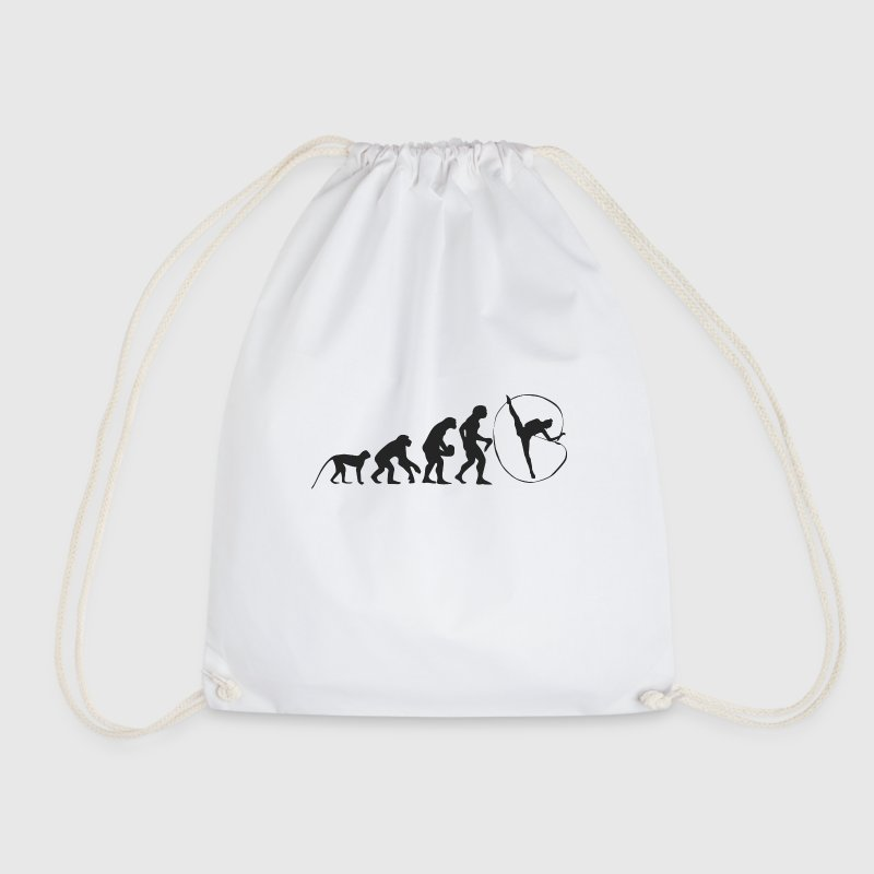 Evolution gymnastics Bags & Backpacks - Drawstring Bag
