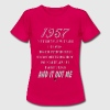 1957 60th birthday - Women's T-Shirt