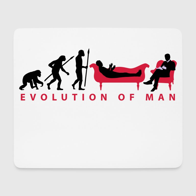 evolution_therapeut_psychologe_11_2016_c Sonstige - Mousepad (Querformat)