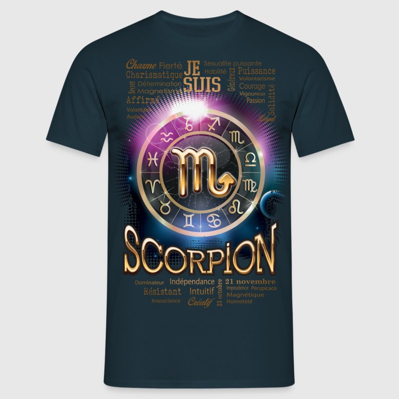 Scorpion - T-shirt Homme