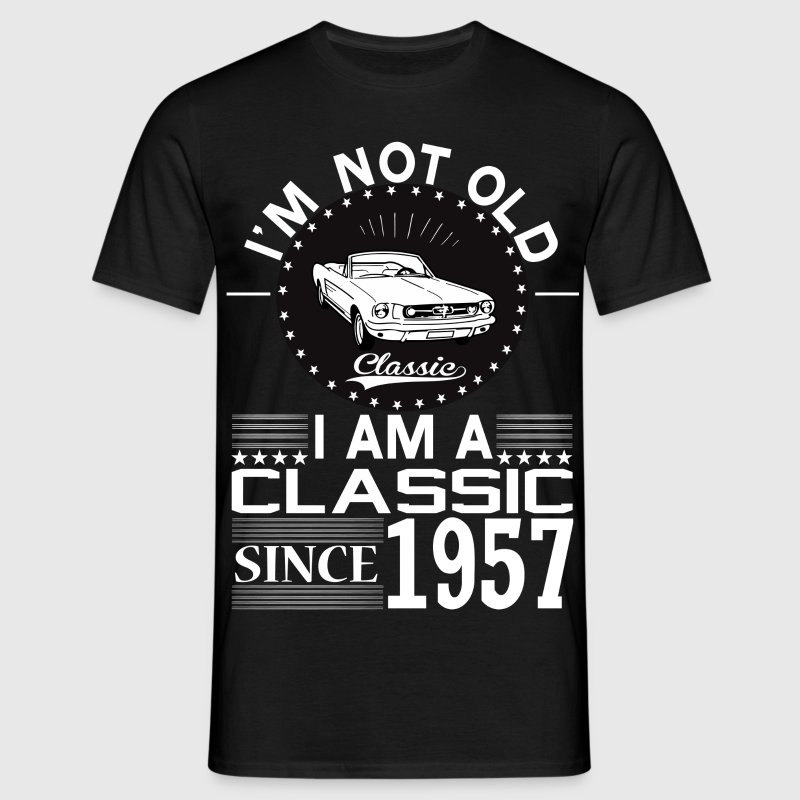 Classic since 1957 T-Shirts - Men's T-Shirt