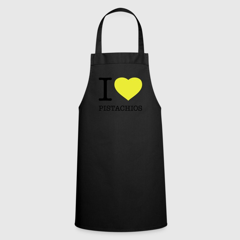 I LOVE PISTACHIOS - Cooking Apron