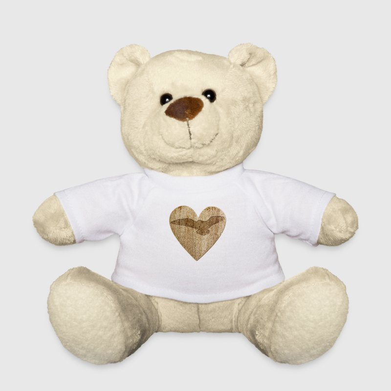 Love - Seagull Teddy Bear Toys - Teddy Bear