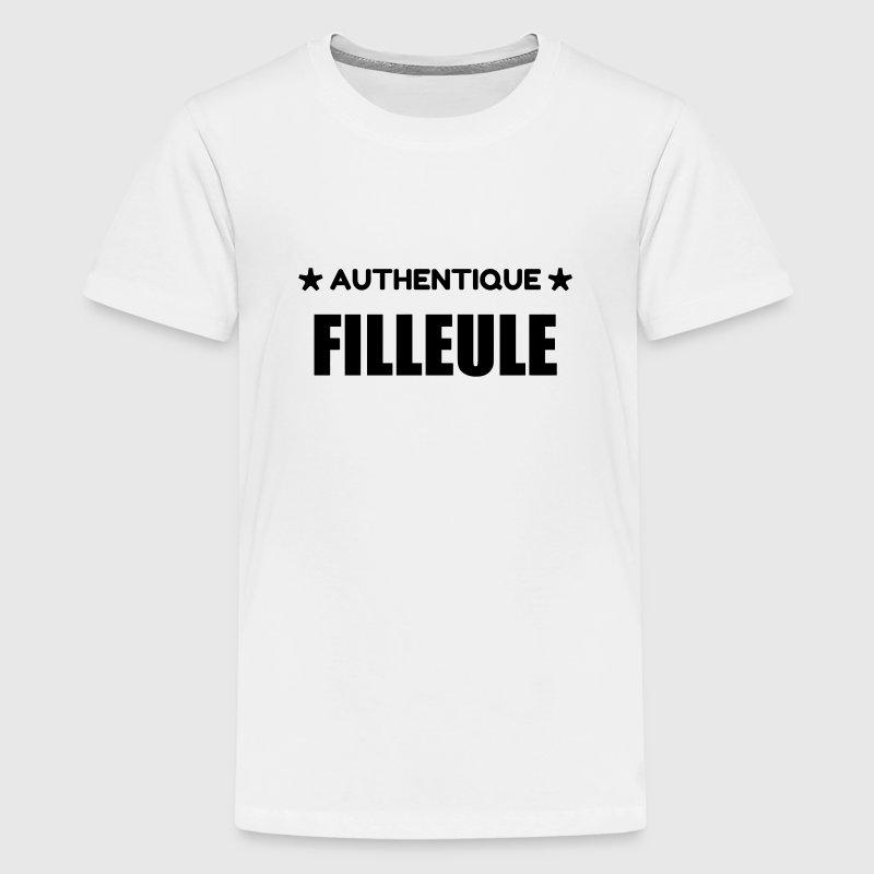 Extrêmement Tee shirt Filleul / Filleule / Parrain / Marraine / Bébé | Spreadshirt GQ11