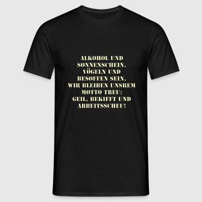 suchbegriff 39 angeber spr che 39 t shirts online bestellen spreadshirt. Black Bedroom Furniture Sets. Home Design Ideas