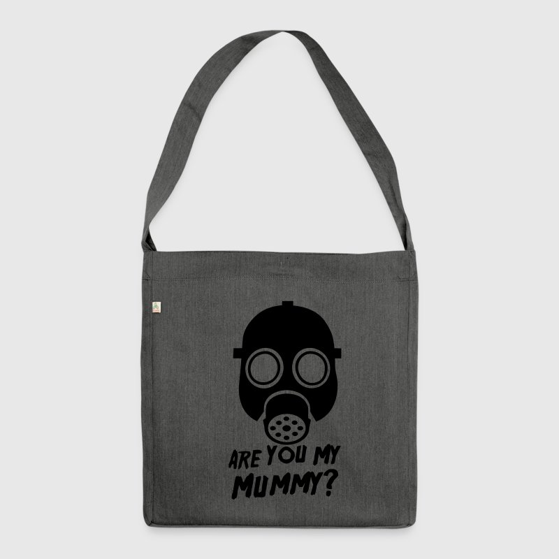 Doctor Who Are you my Mummy? Bags & Backpacks - Shoulder Bag made from recycled material