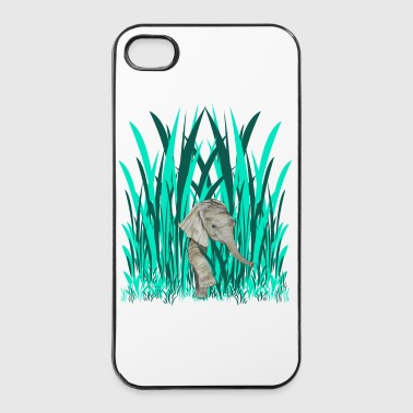 Elefantenkind Malla T-Shirts - iPhone 4/4s Hard Case