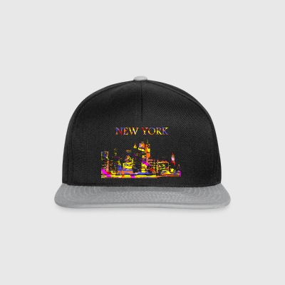 new york - Casquette snapback