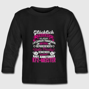 suchbegriff 39 vergeben 39 baby langarmshirts online bestellen spreadshirt. Black Bedroom Furniture Sets. Home Design Ideas