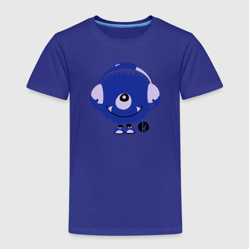 Sound Monster (3c) T-Shirts - Kinder Premium T-Shirt