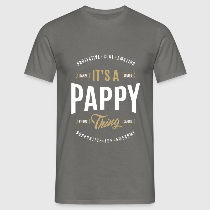 Pappy T-shirts Gifts - Men's T-Shirt