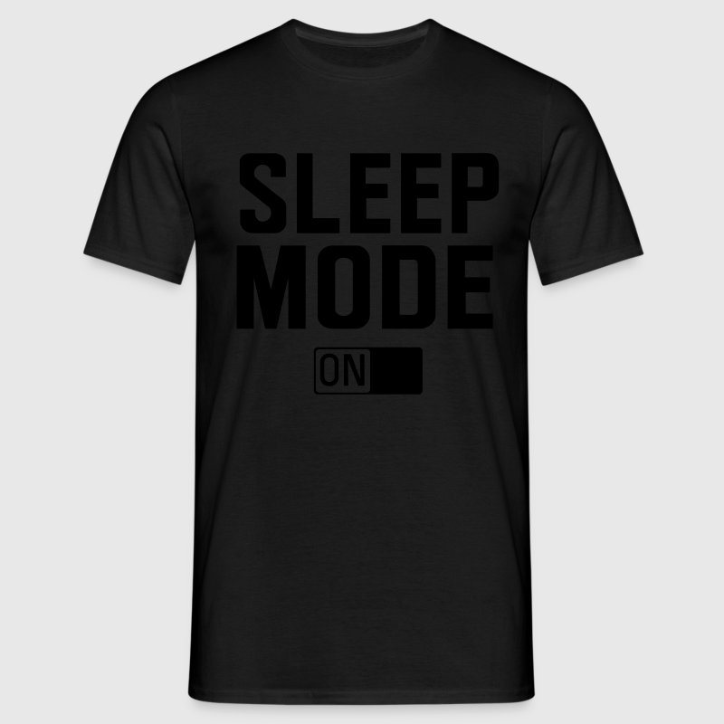 Sleep Mode On T-Shirts - Men's T-Shirt