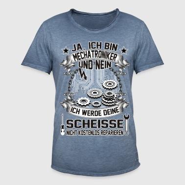 suchbegriff 39 kfz mechatroniker 39 t shirts online bestellen spreadshirt. Black Bedroom Furniture Sets. Home Design Ideas