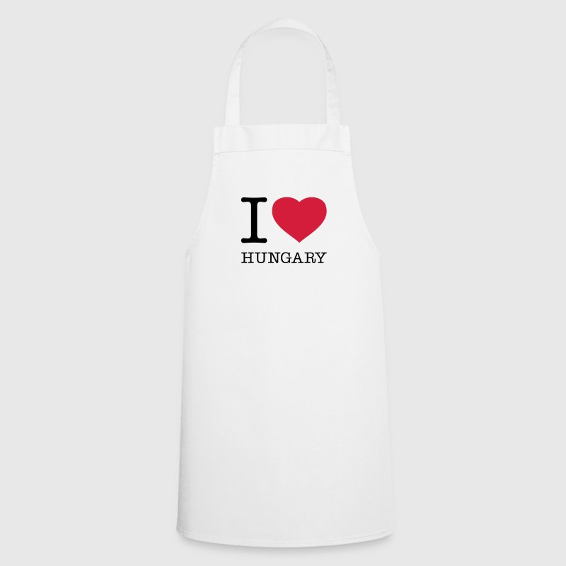 I LOVE HUNGARY - Cooking Apron