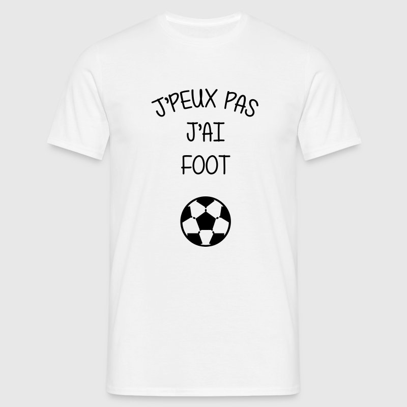 Football / Foot / Footballeur / Footballeuse Tee shirts - T-shirt Homme